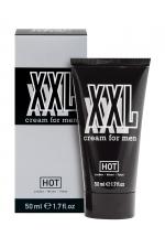 Crème développante pour pénis XXL - HOT : Crème développante XXL à utiliser au quotidien pour obtenir un pénis plus dur, plus gros et des sensations plus intenses.
