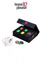 Jeu Kama Poker : Le jeu où se rejoignent deux mondes passionnants, celui du poker et celui du  Kama Sutra.