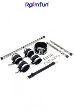 Adjustable spreader bar kit : Un kit de contraintes 100% ajustable pour s'adapter à toutes vos demandes.