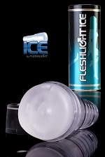 Fleshlight Ice Butt : Avec le ICE Butt original, pénétrez dans son jardin le plus secret... la transparence en plus!