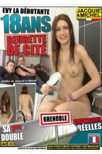 Evy 18 ans - sa 1ere double : DVD spécial amatrices avec Evy, une beurette de Grenoble de 18 ans qui se lache sexuellement.