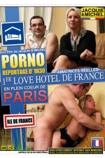 Porno reportage au love Hotel Parisien : Reportage sexe dans le premier Love Hotel de Paris.
