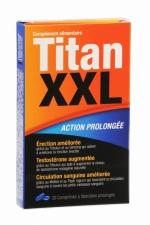 Titan XXL (20 comprimés) - stimulant sexuel