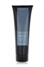 Lubrifiant Mixgliss MAX (250 ml) :  Lubrifiant nature à base d'eau extra glissant, idéal pour les dilatations extrêmes, format 250 ml.