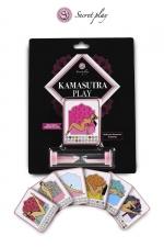 Jeu Kamasutra Play : Le jeu incontournable pour découvrir le Kamasutra en confiant au hasard le choix des positions.